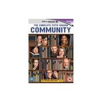Community - The Complete Fifth Season DVD