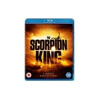 The Scorpion King 1-4 Blu-ray