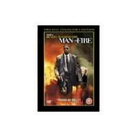 Namco Man On Fire 2 Disc Edition DVD