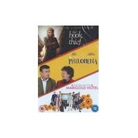 Namco The Book Thief / Philomena / The Best Exotic Marigold Hotel DVD