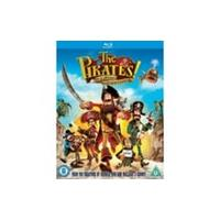 The Pirates! In An Adventure With Scientists Blu-ray