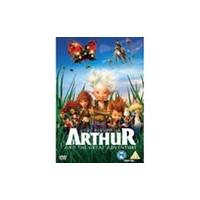 Arthur and the Great Adventure DVD