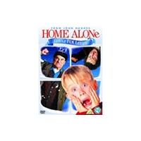 Namco Home Alone Family Fun Edition DVD