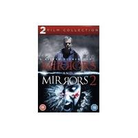 Namco Mirrors/Mirrors 2 Double Pack DVD