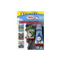 Thomas And Friends - All Aboard With The Steam Team/It's Great To Be An Engine/Peep! Peep! Hurray! DVD