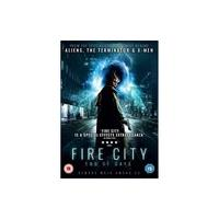 Fire City: End Of Days DVD