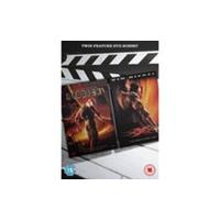 Xxx and The Chronicles of Riddick DVD