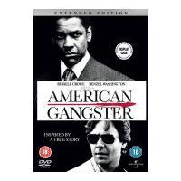 American Gangster Extended Edition [2007] [DVD] [DVD] (2008) Denzel Washington