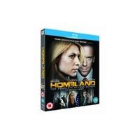 Homeland - Season 2 Blu-ray