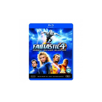 Namco Fantastic Four: Rise Of The Silver Surfer Blu-ray