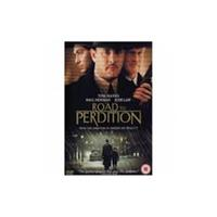 Namco Road To Perdition DVD