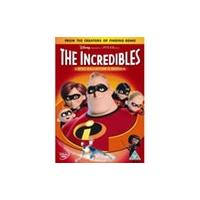 The Incredibles (2 Disc Collectors Edition) DVD