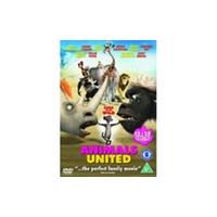 Animals United 3d DVD