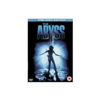 Namco The Abyss DVD