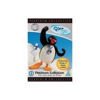 Pingu: Platinum Pingu DVD