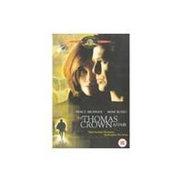 Namco The Thomas Crown Affair DVD