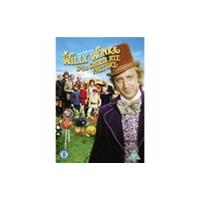 Willy Wonka & The Chocolate Factory DVD