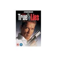 True Lies DVD