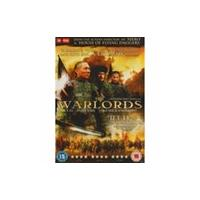 The Warlords DVD