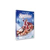 Santa Claus The Movie DVD