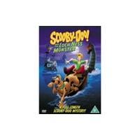 Scooby Doo Loch Ness Monster DVD