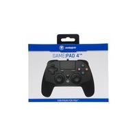 Snakebyte Game:Pad 4 S Wired Controller for PS4 Black SB912382