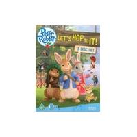 Peter Rabbit: The Tale of Cotton-Tails New Friend DVD