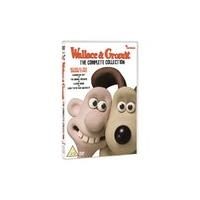Wallace And Gromit The Complete Four Cracking Adventures DVD
