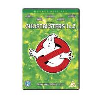 Ghostbusters/Ghostbusters 2 DVD