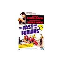 The Fast And The Furious (1955) DVD