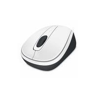 Microsoft Wireless Mobile Mouse 3500 White Gloss
