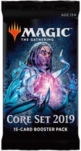 Wizards of The Coast Magic The Gathering - Core 2019 Boosterpack