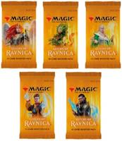 Wizards of The Coast Magic the Gathering TCG Guilds of Ravnica Booster Pack