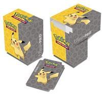 Ultra Pro Pokemon TCG Pikachu Deck Box
