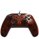 PDP Wired Controller Ember Orange for Xbox One