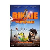 Rikkie de ooievaar (DVD)
