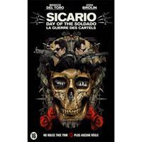 Sicario 2 - Day of the soldado (Blu-ray)