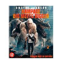 Rampage - Big Meets Bigger Blu-ray