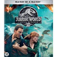 Jurassic world - Fallen kingdom (3D) (Blu-ray)
