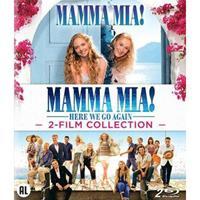 Mamma mia 1&2 (Blu-ray)
