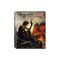 Resident Evil The Final Chapter Steelbook