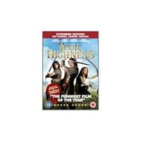 Your Highness Extended Edition The Longer Harder Version DVD
