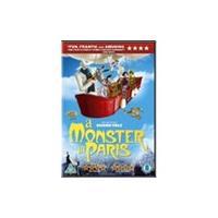 Monster In Paris DVD