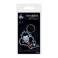 Pyramid International Death Note Rubber Keychain Ryuk 6 cm