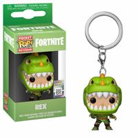 Funko Fortnite Pocket POP! Vinyl Keychain Rex 4 cm