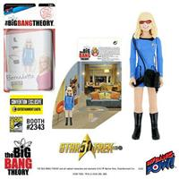 Bif Bang Pow! The Big Bang Theory Action Figures with Diorama Set Bernadette TOS EE Exclusive 10 cm