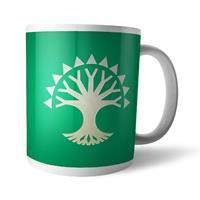 THG Magic the Gathering Mug Selesnya