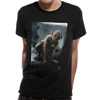 CID Lord of the Rings T-Shirt Gollum Size M