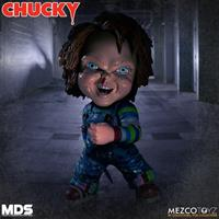 Mezco Toys Child´s Play 3 Designer Series Deluxe Chucky 15 cm