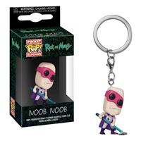 Funko Rick and Morty Pocket POP! Vinyl Keychain Noob-Noob 4 cm
